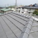 屋根瓦葺き替え例7